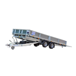 Ifor Williams CT Tiltbed