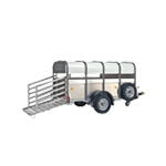 Ifor Williams P6 & P8e Livestock Trailer