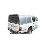 Ifor Williams Vehicle Canopy (with Mesh Panel)